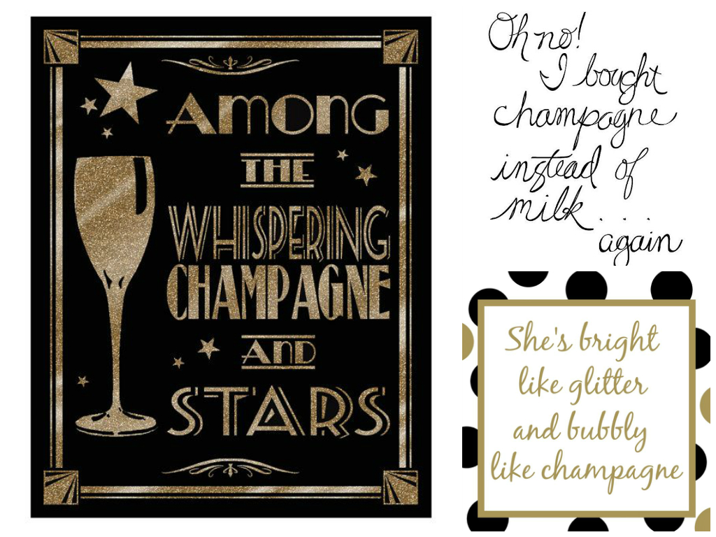 friday favourites champagne quotes � sa weddings blog